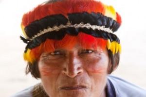 Achuar Tribesman
