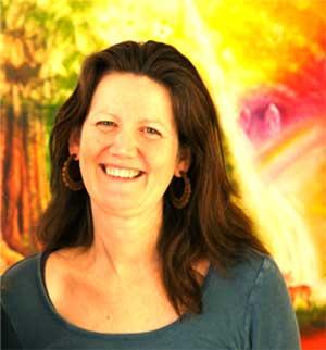 Sarah Patterson - Author of Nandita's Dream